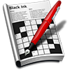 Half-pipe half crossword clue